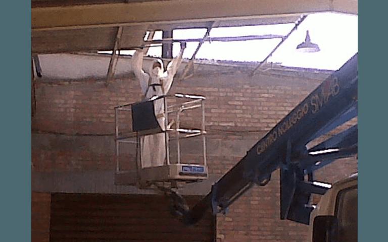 Tecniche di bonifica amianto