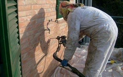 Coibentazione pareti con poliuretano