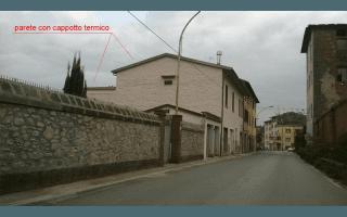 Abitazione con isolamento termico