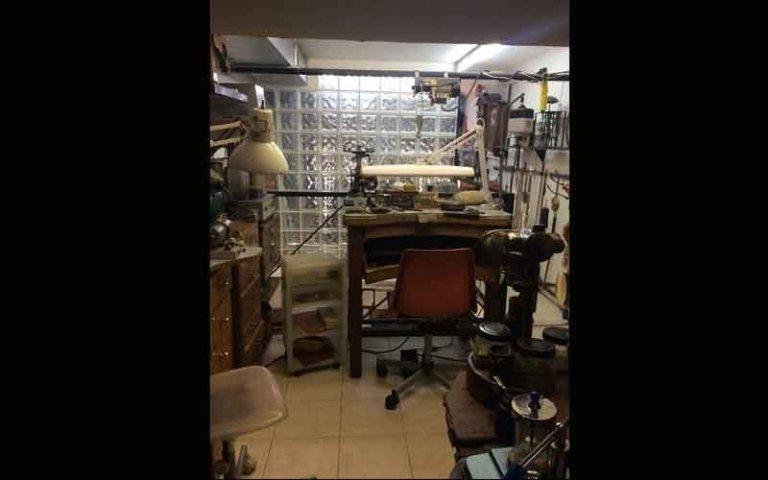 Laboratorio artigianale Milano