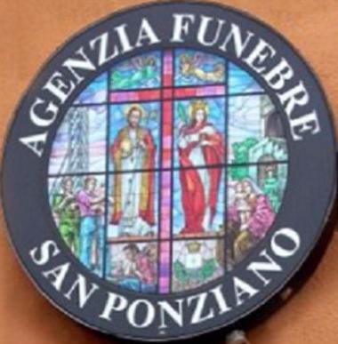 AGENZIA FUNEBRE SAN PONZIANO logo
