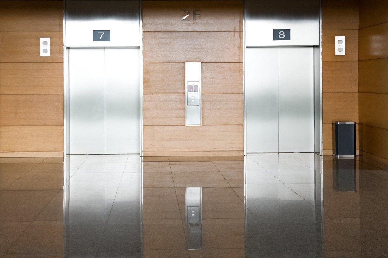 ascensori con quadro elettrico proprio