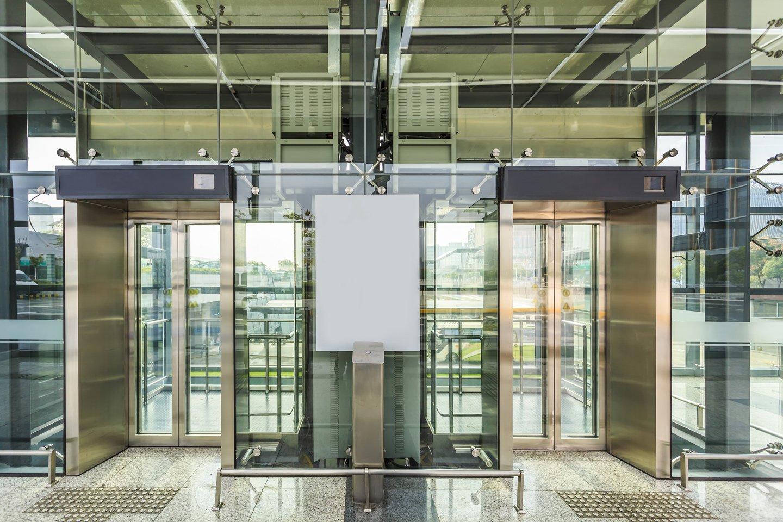 ascensori per luoghi pubblici