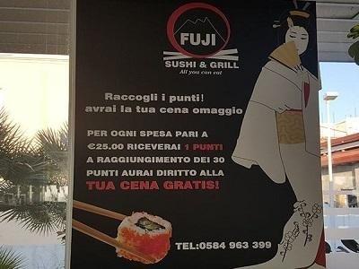 sushi e sashimi viareggio