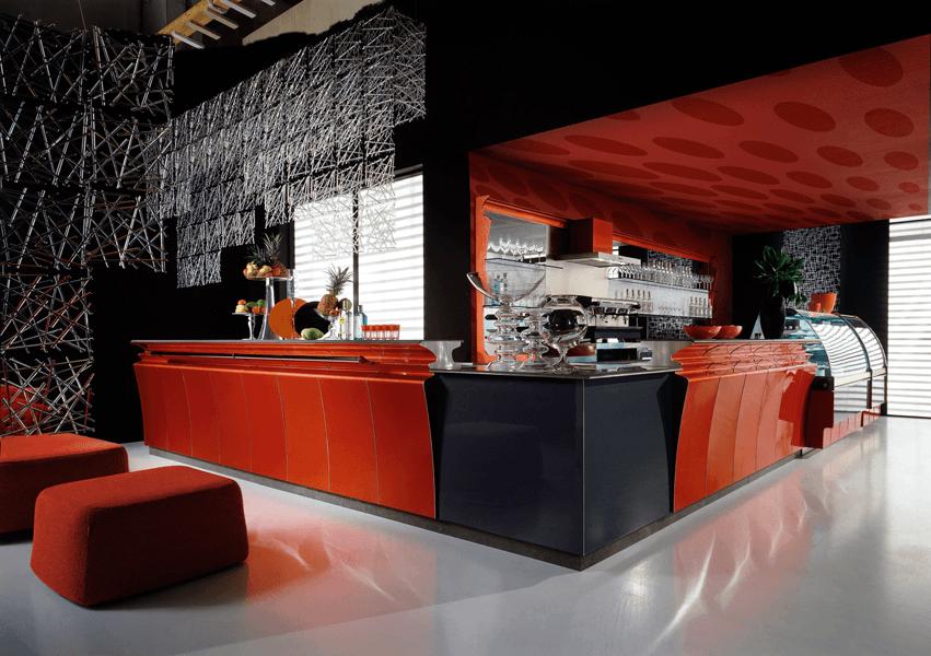 mobili per bar e pizzerie