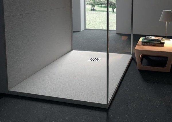 Base box doccia rettangolare