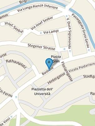 sede di Brunico - via Bastioni 12