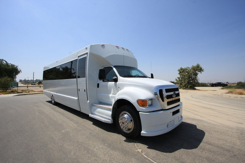 Party Bus Rental Chicago Illinois