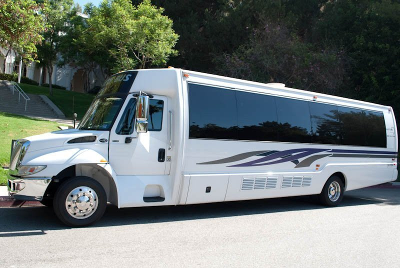 Party Bus Rental Chicago IL