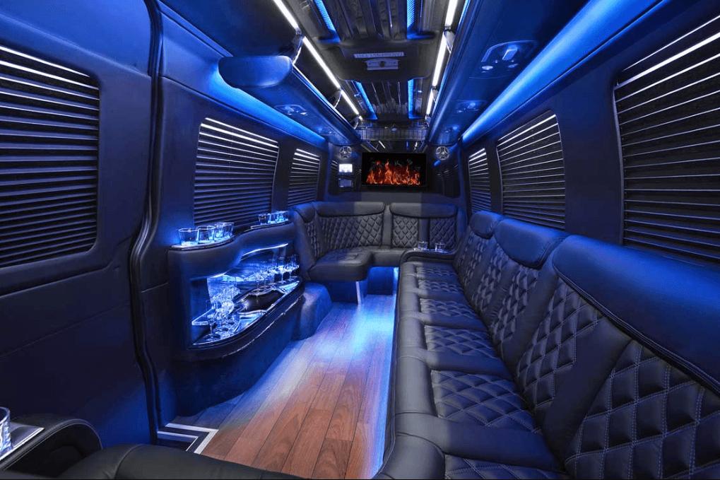 sprinter limo bus