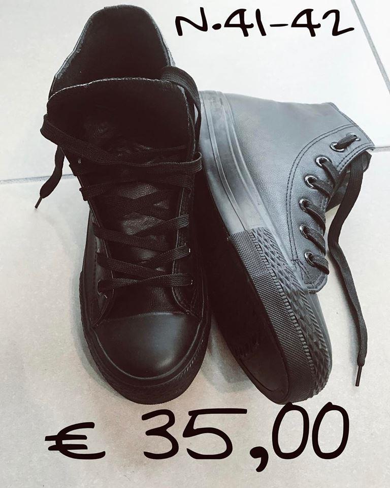 Sneakers Alte Donna 35 euro taglia 41-42