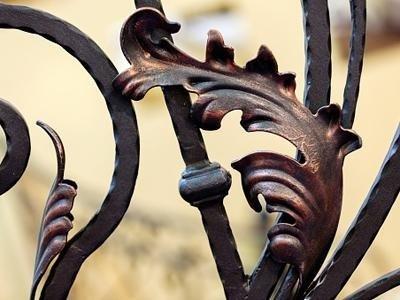 produzioni in ferro battuto