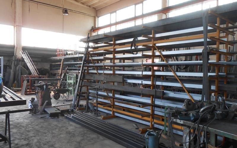 officina produzione ferro