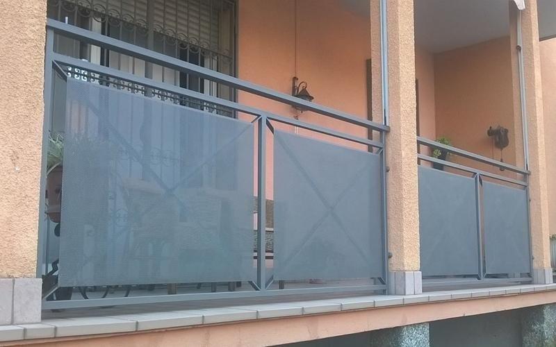 balcone moderno
