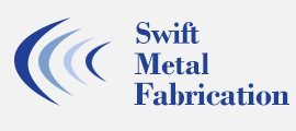 swift metal fabrication business logo
