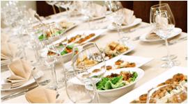 ristorante banchetti