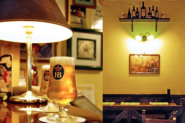 birra alla spina e in bottiglia