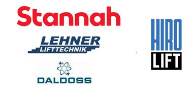 Stair Lift Brands - Stannah, Lehner, Daldoss, Hiro