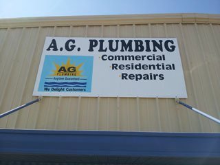 commercial plumbing repair College Station, TX