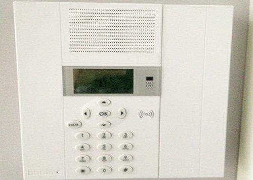 sistema di allarme centralizzato