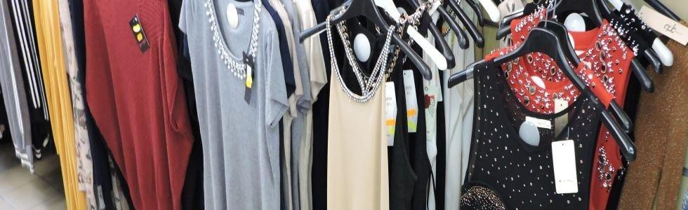 vestiti e maglie donna