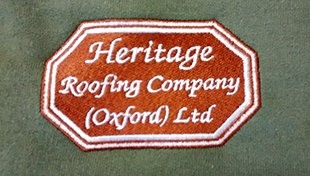 Heritage Roofing Company logo