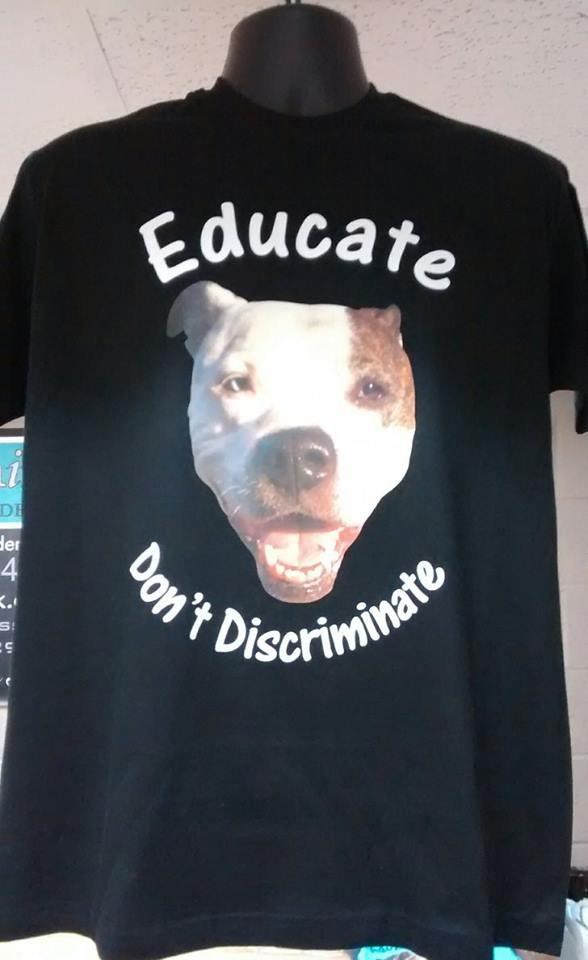 Educate tshirt