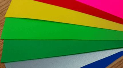 colourful prints