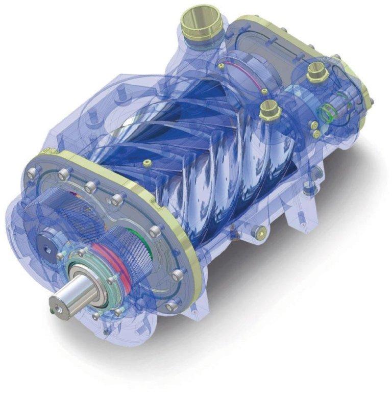Compressori rotativi
