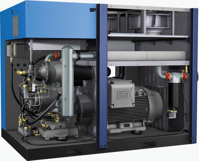 Compressori aria Compair