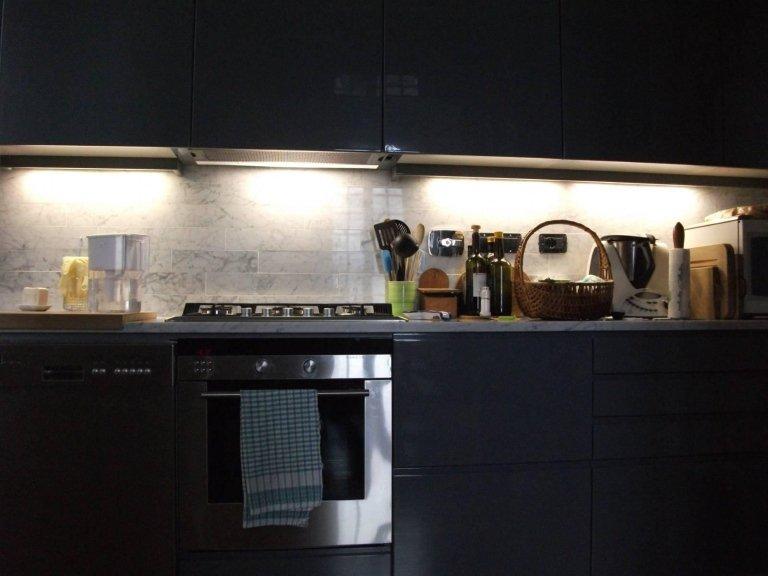 cucina progettata