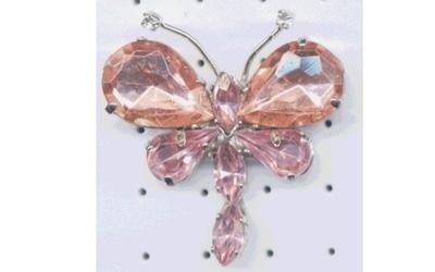 riporto a forma di farfalla