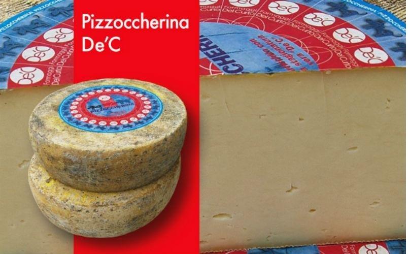 pizzoccherina formaggio