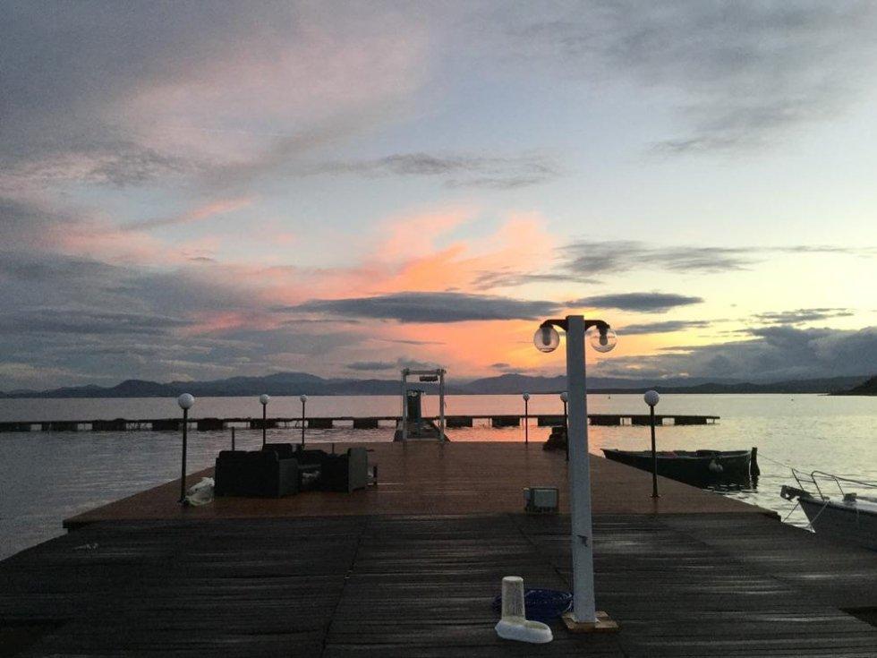 Pontile imbarcazioni Golfo Aranci