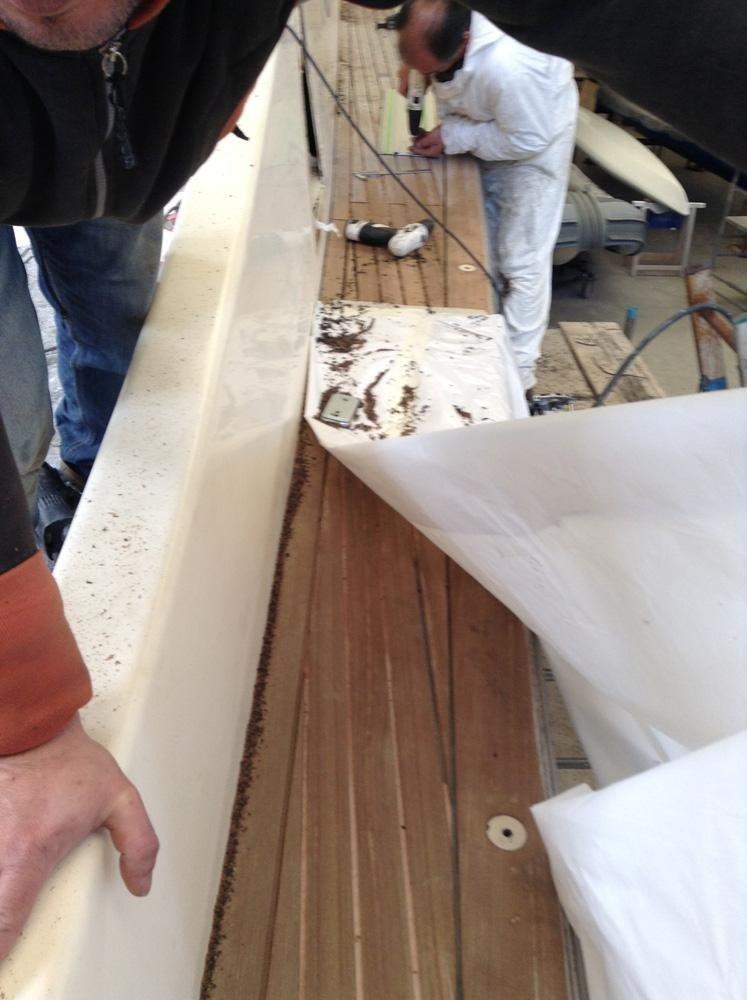 manutenzione imbarcazione Golfo Aranci Service Boat