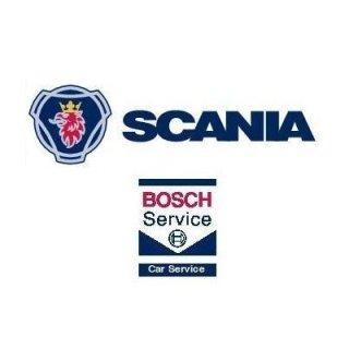 Autofficina autorizzata Scania e Bosch Car Service