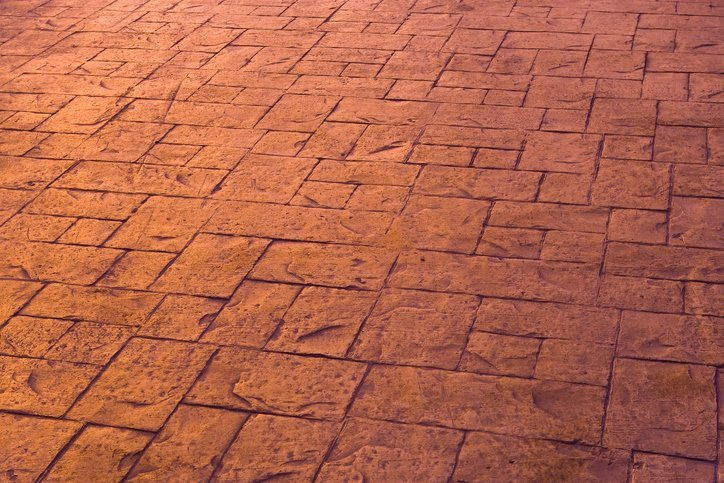 Stamped Concrete in Wellsville, NY