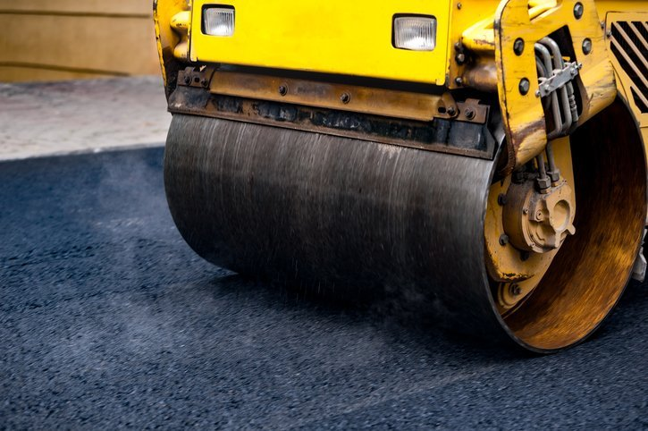 Paving Contractors in Olean, NY