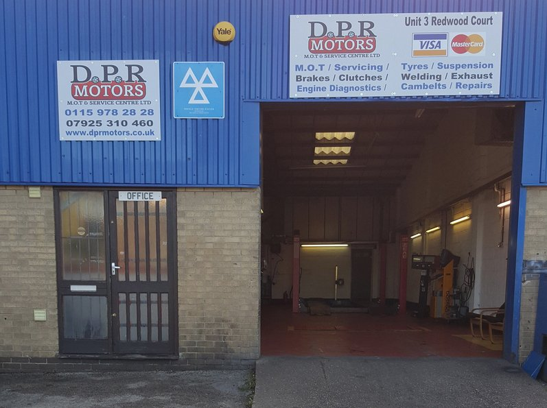 DPR Motors