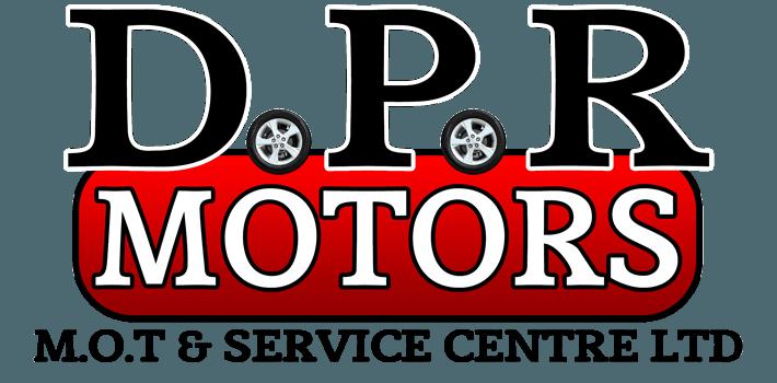 DPR Motors logo