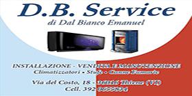 Il logo della DB Service di Thiene (Vi)