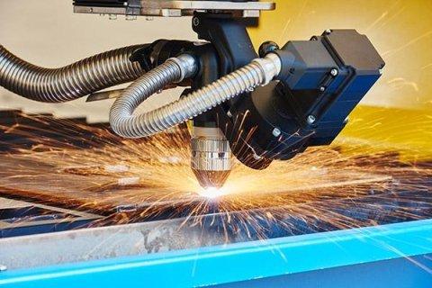 cutting and bending sheet metal