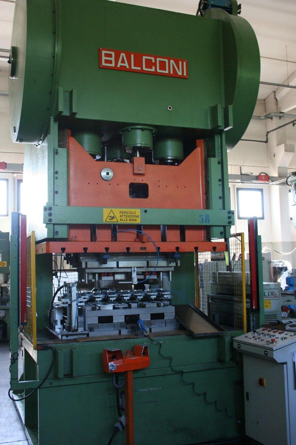 stampaggio metalli pesanti