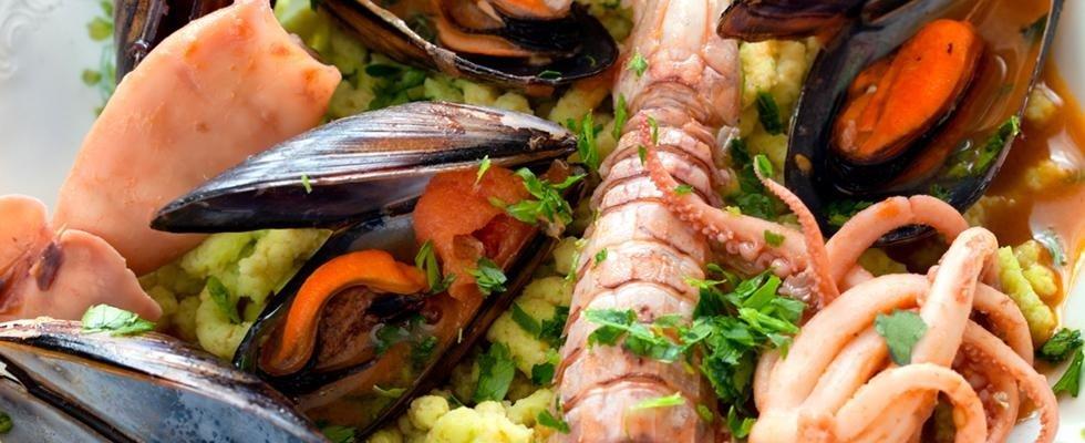 Ristorante osteria Pesca e Mangia