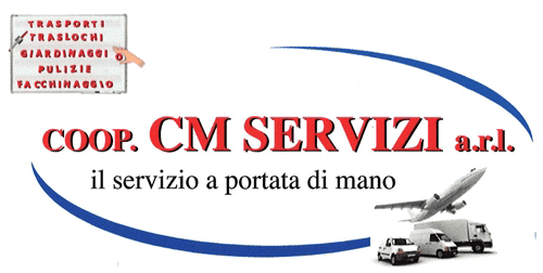 CM Servizi logo