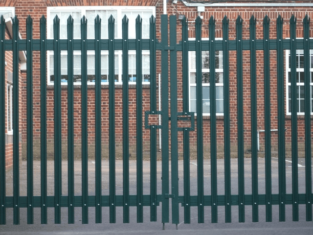 top-class fence