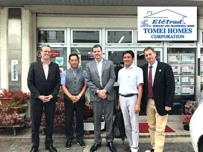 Visiting Tomei Homes
