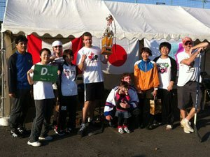Street Hockey tournament in Kariya