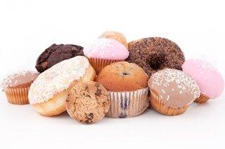 muffin e donuts