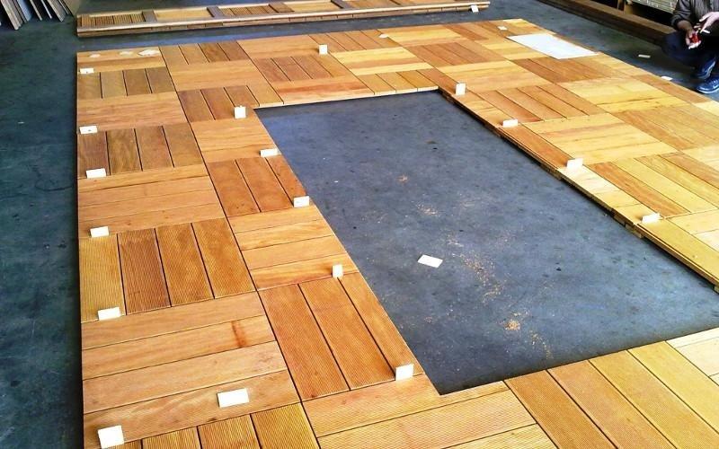 Pavimentazione in legno vendita